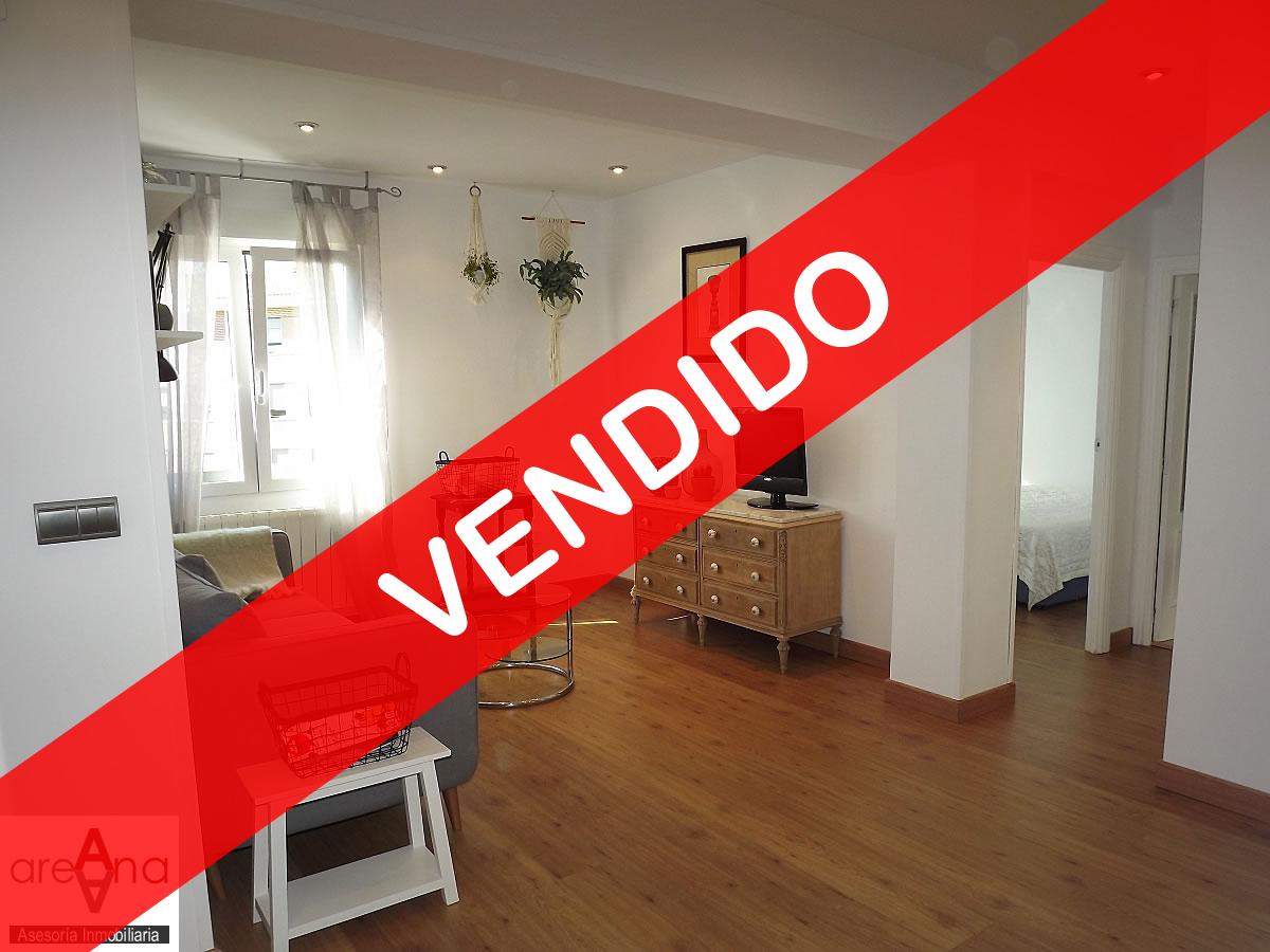 Apartamento 1 habitación en Rotxapea (Pamplona)