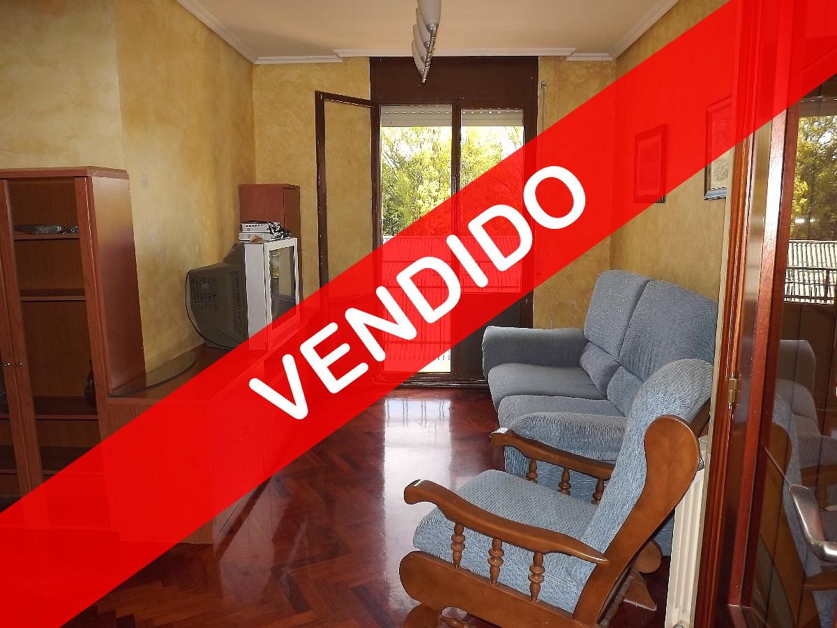 Piso 3 habitaciones en Villava, en el Paseo del Arga