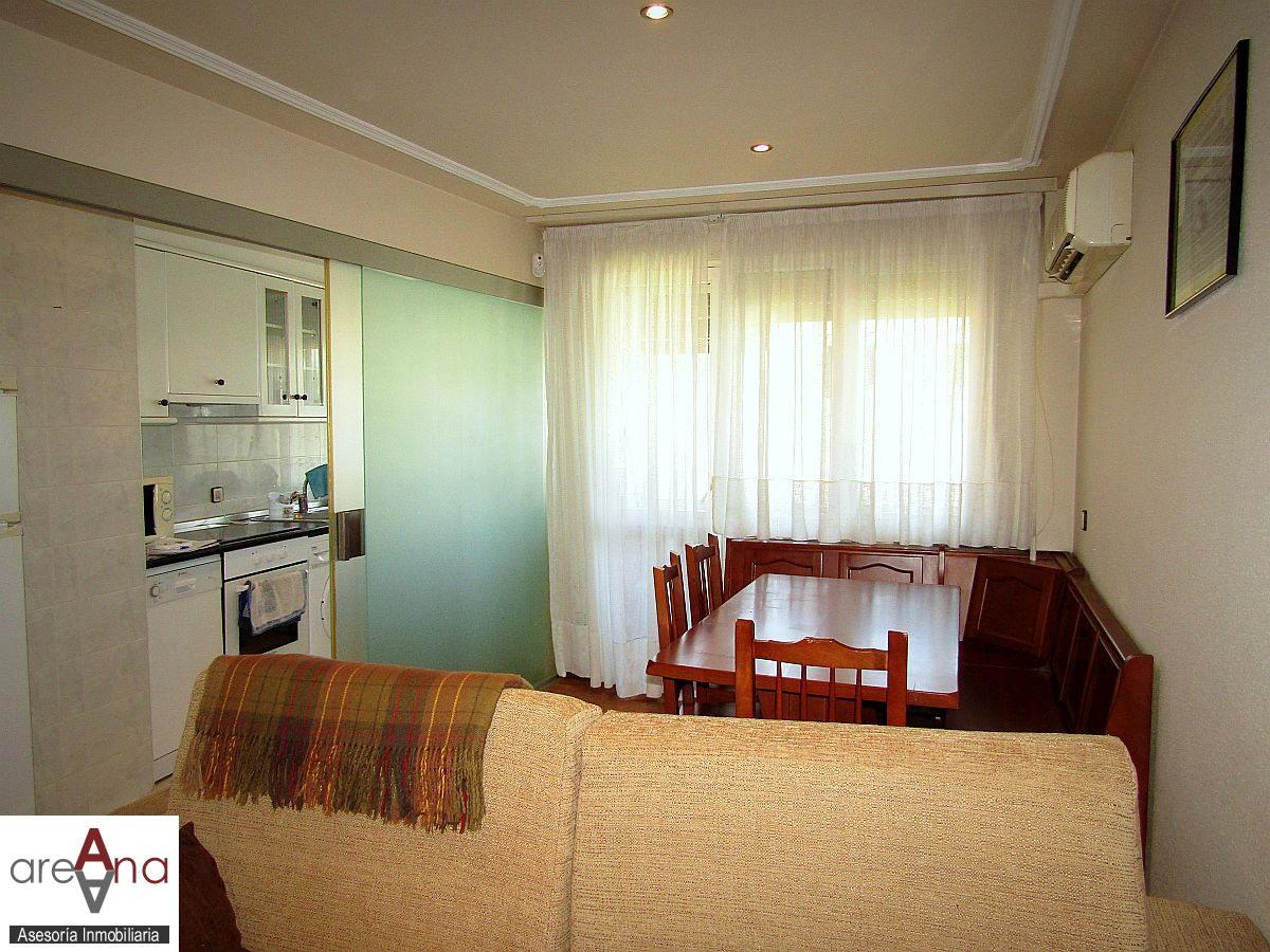 Apartamento de 1 habitación, con 2 terrazas, para entrar a vivir, en Arre